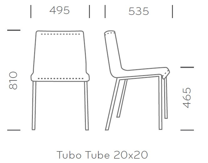 kuadra xl 2461 krzesło pedrali tapicerowane skórą